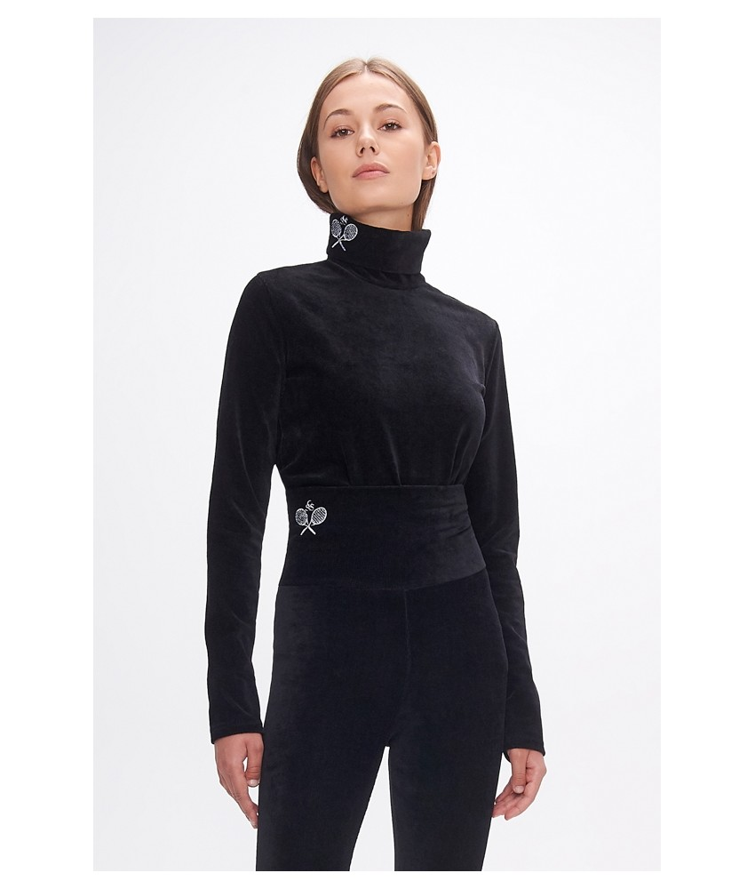 DONA TURTLE NECK TOP